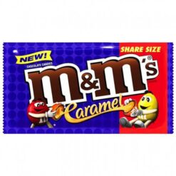 M&M's Caramel Share Size